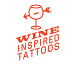 Wine inspired tattoos