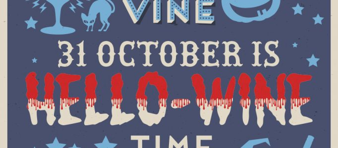 31 October is Hello-Wine at Tuning the Vine