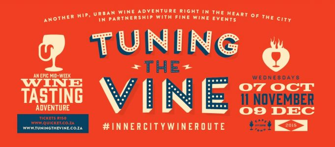 Cape Town's very first #InnerCityWineRoute